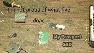 Western Digital My Passport SSD Review and Teardown