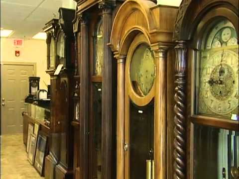 Lake Forest TV Production - R&R on Scranton Avenue - Lawrence Interiors and The Clockworks