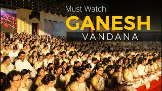 Ganesh Vandana by indian classical vocalists