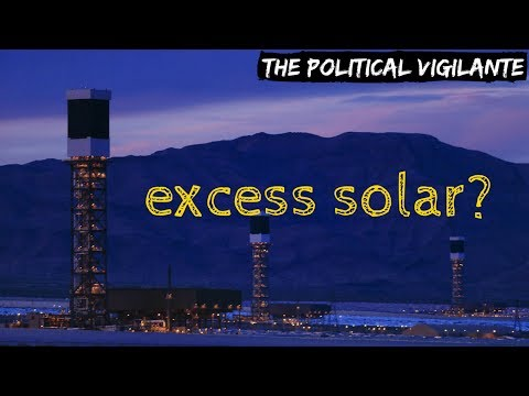 California Pays AZ To Take Excess Solar Power — The Political Vigilante