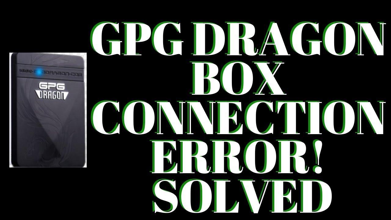 gpg dragon windows 7 driver download