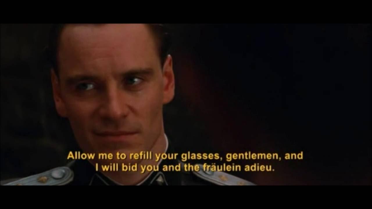 inglourious basterds untertitel