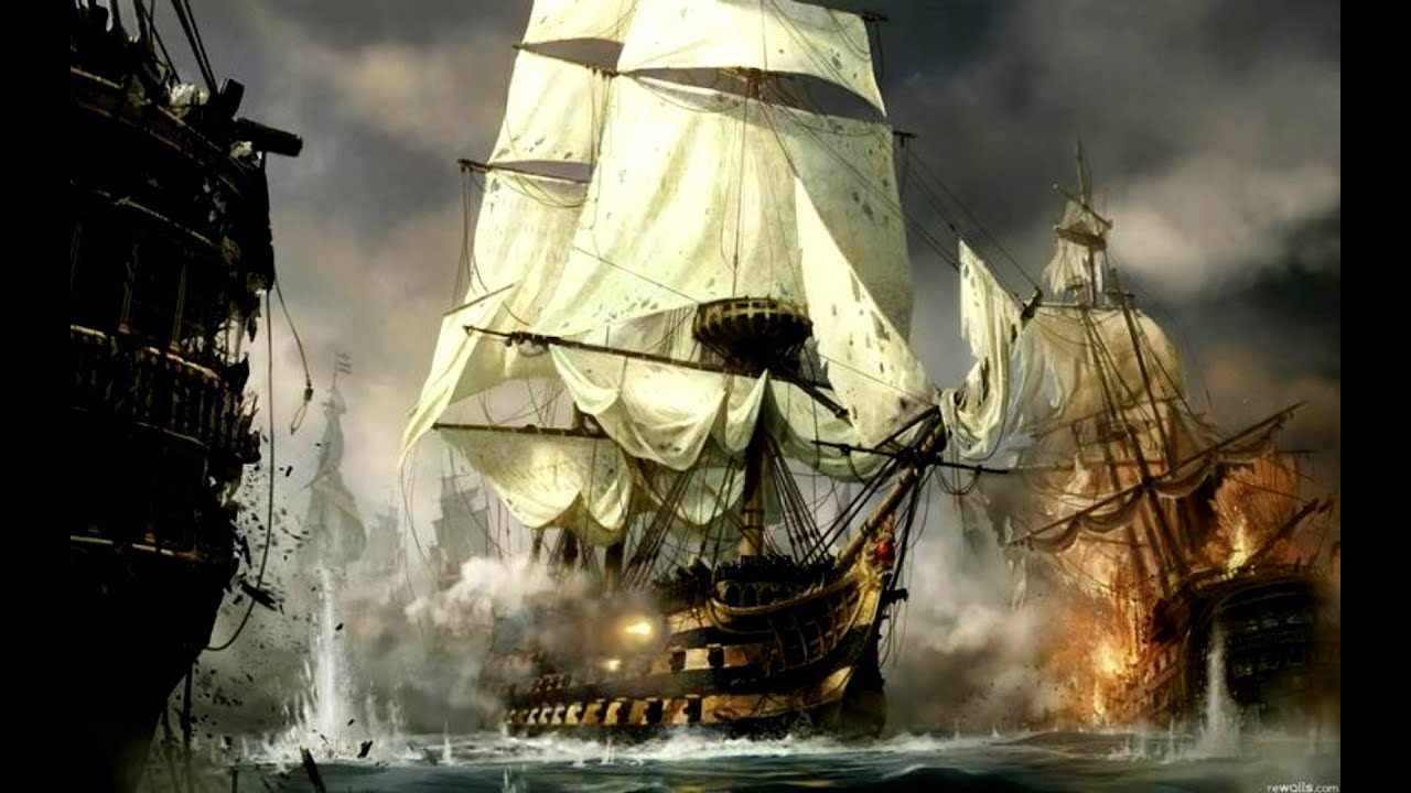 Famous Ships Paintings