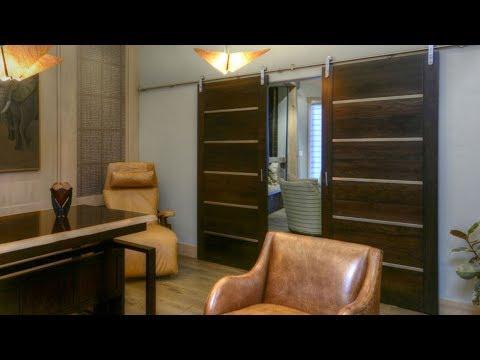 brian built barn doors. Building A Contemporary Barn Door With Stainless Steel Accents. Brian Benham Built Doors D