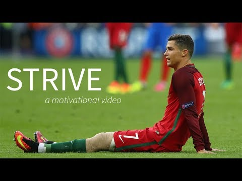 STRIVE – A Motivational Soccer Video