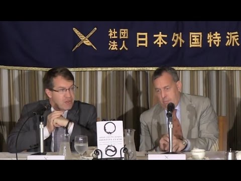 "Brad Glosserman & Scott Snyder: ""The Japan - South Korea Identity Crisis"""