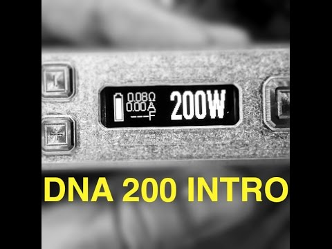 The DNA 200 Introduction!