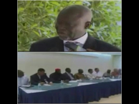 Gambia: Minister Of Foreign Affairs, Ousainou Darboe Meets The Foreign Diplomats