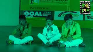 Gambar cover GANDHI EK YATRA - hindi dance drama by JFTA Jr. Batch Students