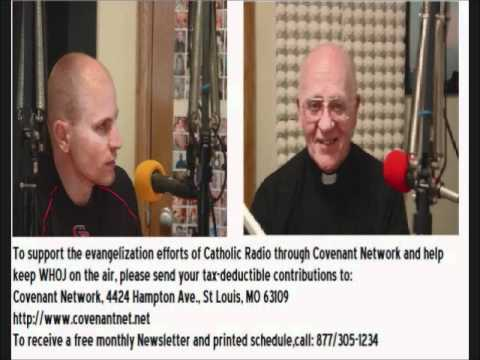 Interview with Monsignor Larry Moran on Blogging part 1
