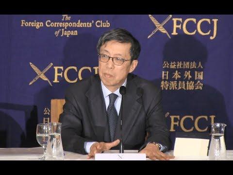 Kazuyoshi Umemoto: Japan's chief TPP negotiator