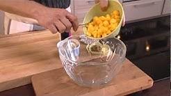 Kalkkunapihvit ja mangosalsa