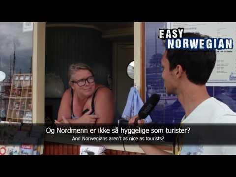 Easy Norwegian 1 - What is typical Norwegian?