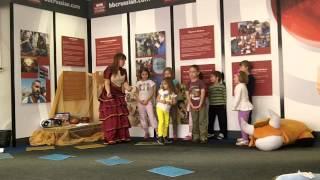 Древний Крит, познавательная программа для детей(С удовольствием поучаствовали с Демидом http://www.peshkombooks.ru/, 2015-05-25T10:57:01.000Z)