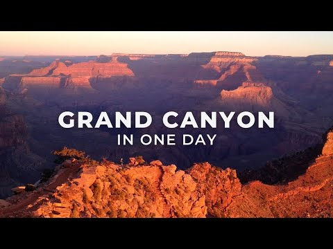 Video: Running Rim to Rim to Rim In The Grand Canyon
