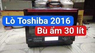 Siêu phẩm | Lò vi sóng 3D kiêm nướng Toshiba ER-PD3000