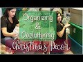 ORGANIZING AND DECLUTTERING CHRISTMAS DECOR || 2018