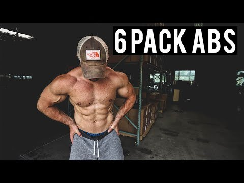 How To Get 6-Pack Abs | With Or Without Equipment
