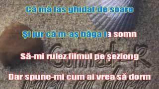 Connect-R - Vara nu dorm (Karaoke)
