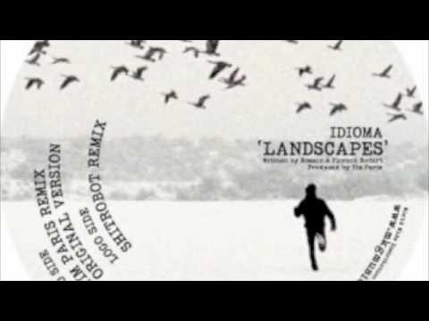 Landscape - Idioma