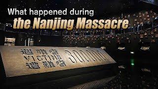 Live: What happened during the Nanjing Massacre?探访南京大屠杀遇难同胞纪念馆
