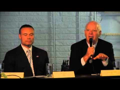 Dan Bongino and Ben Cardin