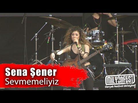 Sena Şener - Sevmemeliyiz (Performance)