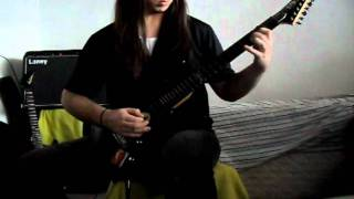 Gabriel Menezes - Edge Of Thorns ( Guitar Cover )