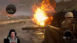 CoD WWII Prop Hunt!!!! 10000OO/10 Should stay permanent! Best Game mode!