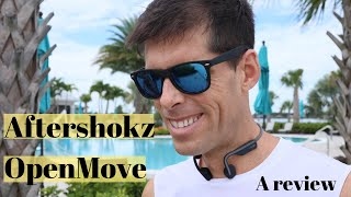 AFTERSHOKZ OPENMOVE REVIEW: Perfect running headphones, but so much more!