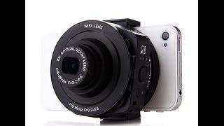 Video AMKOV Sangmax SP-W501 Lens Camera Wireless WiFi Direct - Sony Style download MP3, 3GP, MP4, WEBM, AVI, FLV Mei 2018