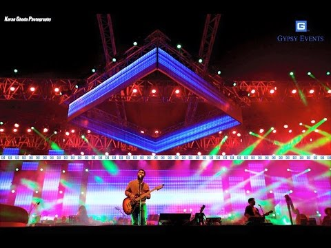 Dil chahta hai - Arijit singh live in ahmedabad with symphony orchestra