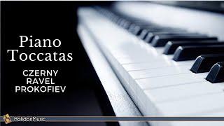 Piano Toccatas: Czerny, Ravel, Prokofiev (Giovanni Umberto Battel)