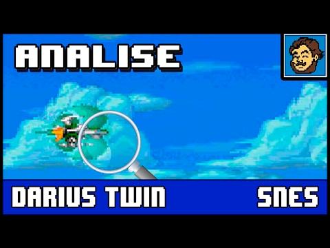 Darius Twin   SNES   Análise