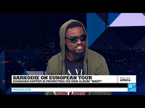 "Exclusive interview with Sarkodie, ""the savior of Ghana's rap"""