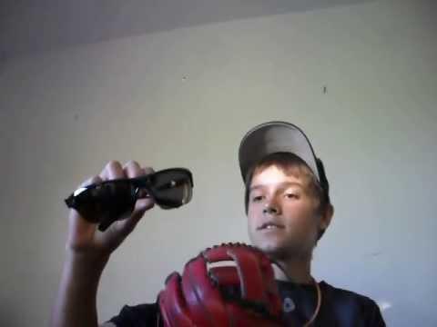 Wilson a2000 Custom baseball gloves and Baseball sunglasses FOR SALE Rawlings heart of the hide
