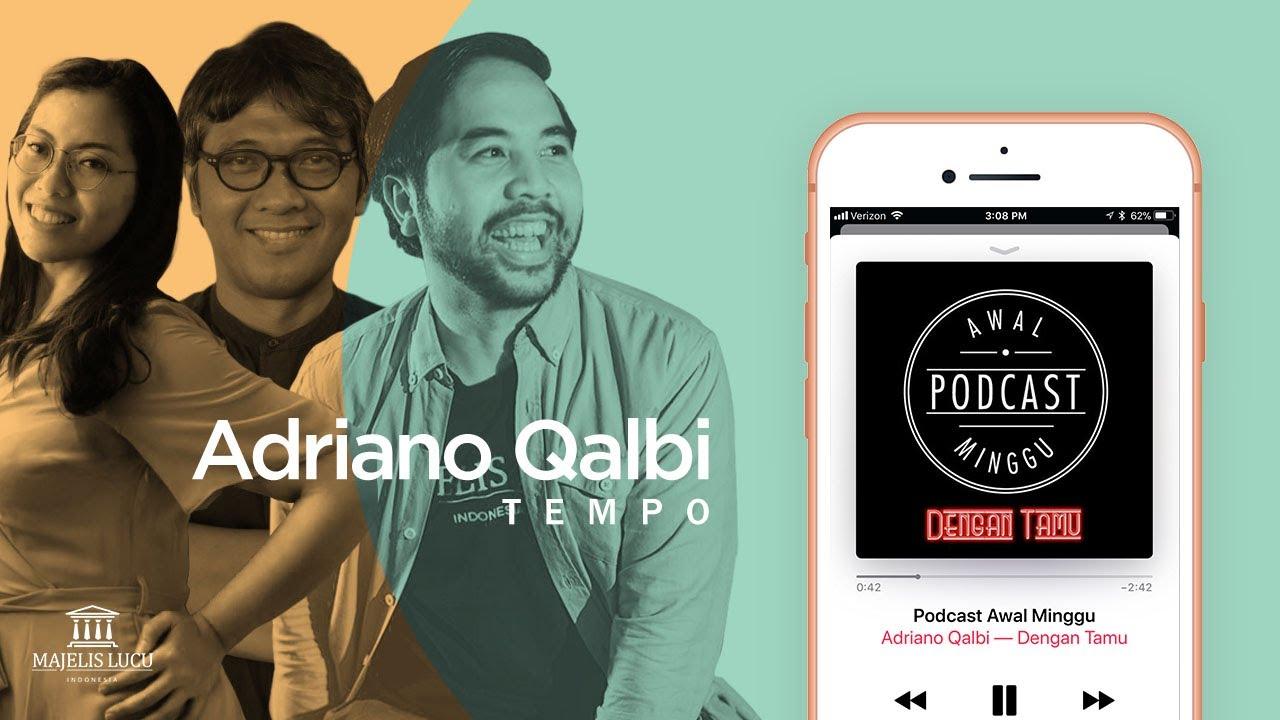 Podcast Awal Minggu Ft Tempo
