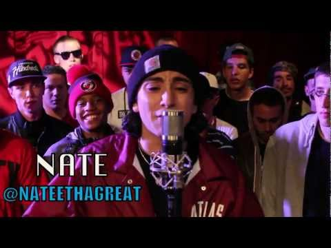 TeamBackPack | NATE ,CATALYST, DUCKWRTH® | Prod. KID RATED R