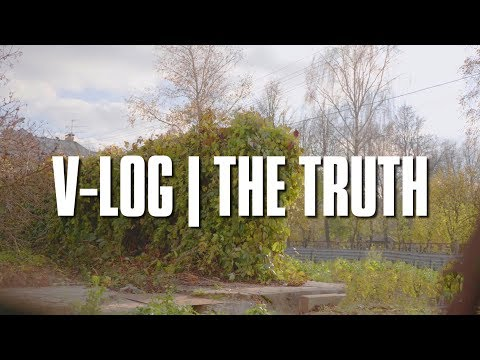 The truth about GH5 V-LOG - GH5