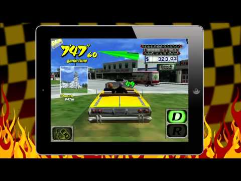 Crazy Taxi iPad, iPhone, and iPod touch - Launch Trailer