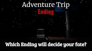 ROBLOX Adventure Trip (Route 66)   Ending