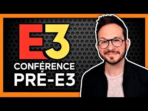 Conférence Pré-E3 : TONNE DE JEUX dévoilés 🌟 Guerrilla Collective