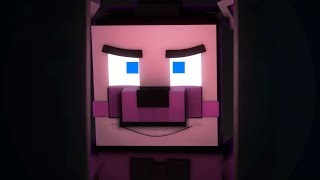 """Into The Depths"" | FNAF Minecraft Animation"