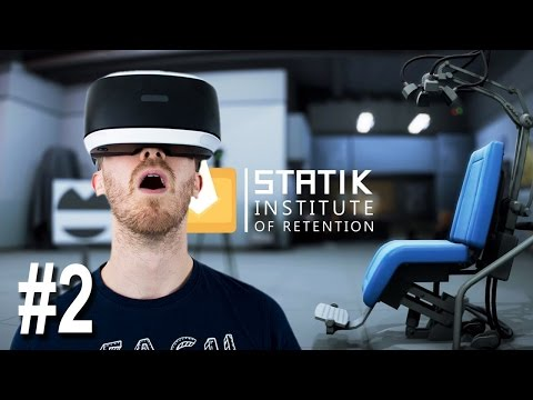 CRAZY VR PUZZLES! | Statik #2 - Playstation VR Gameplay