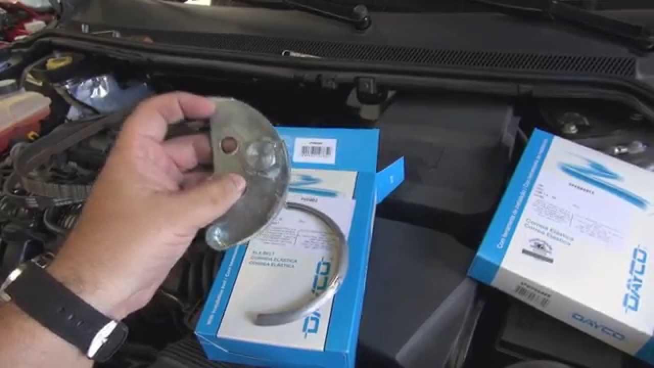 Ford Focus Sigma 1 6 16v Dica Sobre Troca Da Correia De