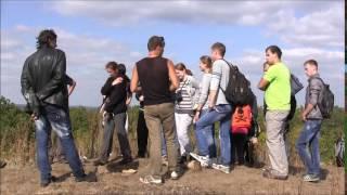 Поход на Скифскую поляну,Кривой Рог 28.09.2014.