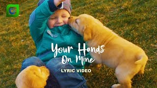 Krsna Solo - Your Hands On Mine (Official Lyrics Video)