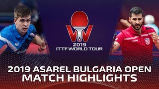 Андрей Гачина vs Nils Hohmeier | Bulgaria Open 2019 (Pre)