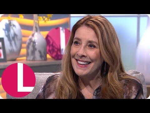 Downton Abbey's Phyllis Logan Misses Playing Mrs Hughes  Lorraine