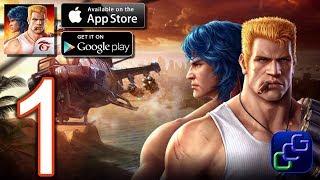 Garena Contra Return Android iOS Walkthrough - Gameplay Part 1 - Story Mode: First Contact screenshot 1